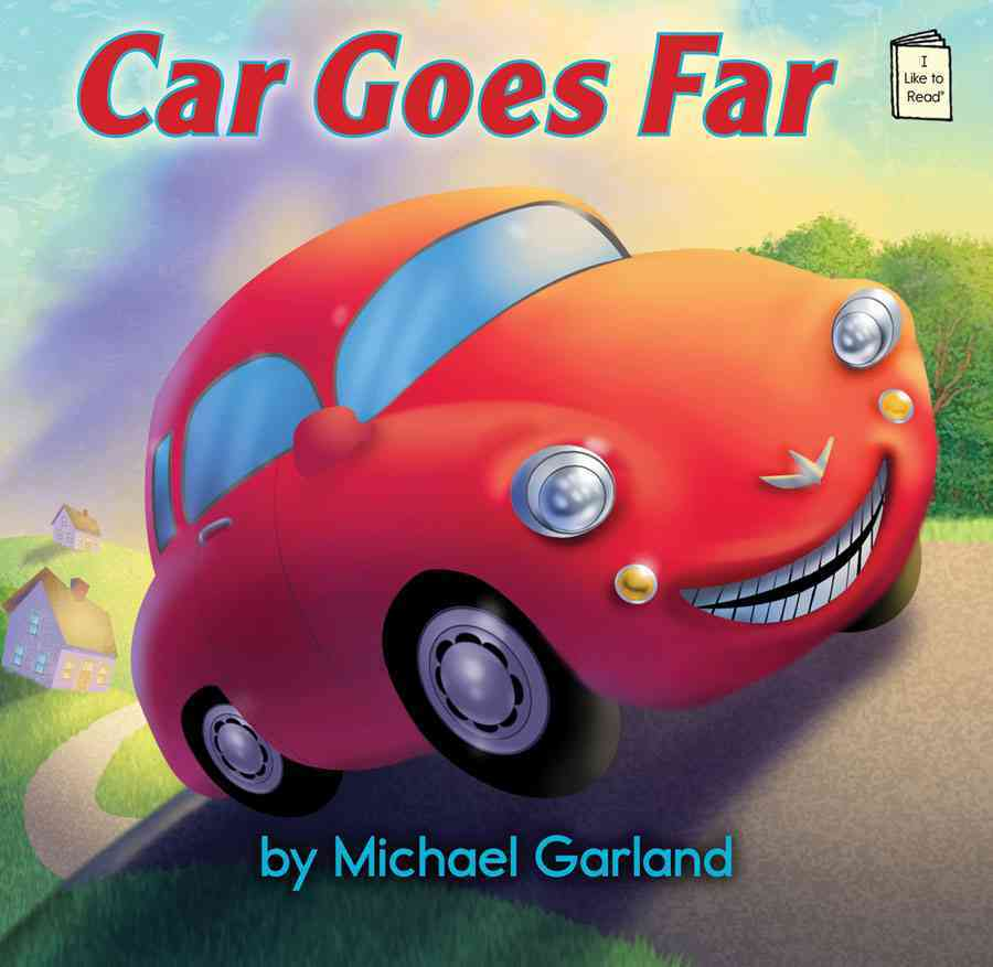 Car Goes Far By Garland, Michael/ Garland, Michael (ILT)
